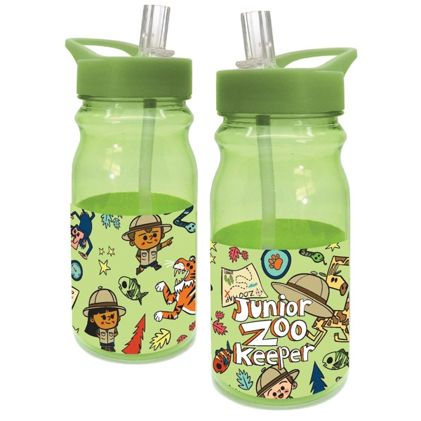 JUNIOR ZOO KEEPER WATER BOTTLE