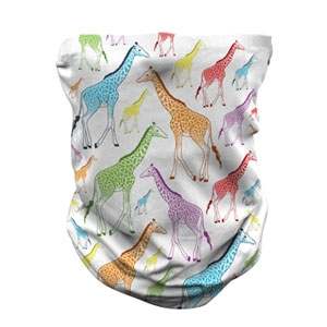 YOUTH GIRAFFE NECK GAITER