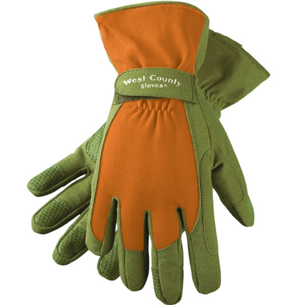 RECYCLED GARDEN GLOVES APRICOT