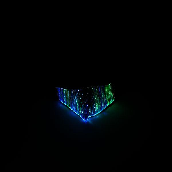 ADULT LARGE LIGHT UP MASK