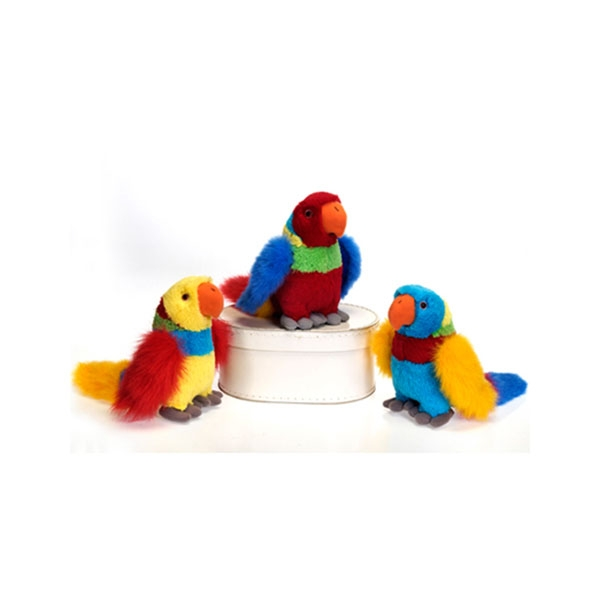 LORIKEET PLUSH