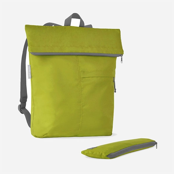 PACKABLE BACKPACK GREEN