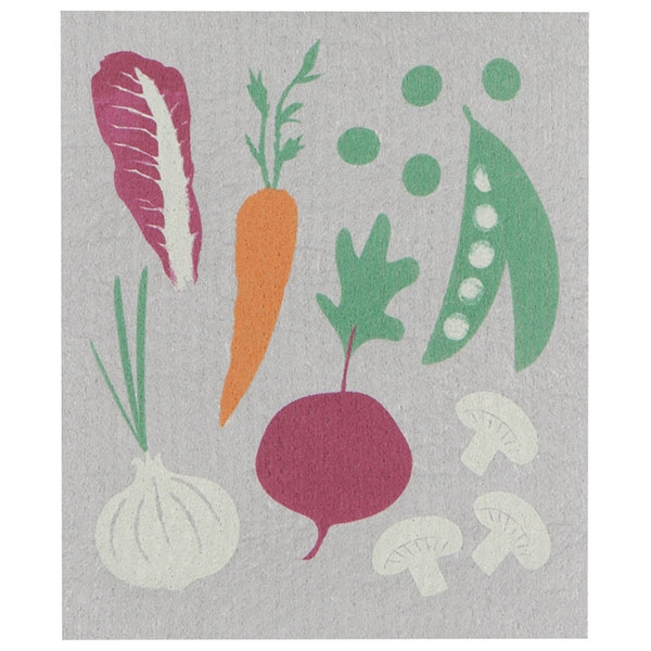SWEDISH SPONGE CLOTH VEGGIES