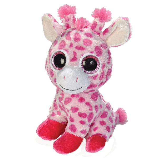 Strawberry Scented Giraffe Plush