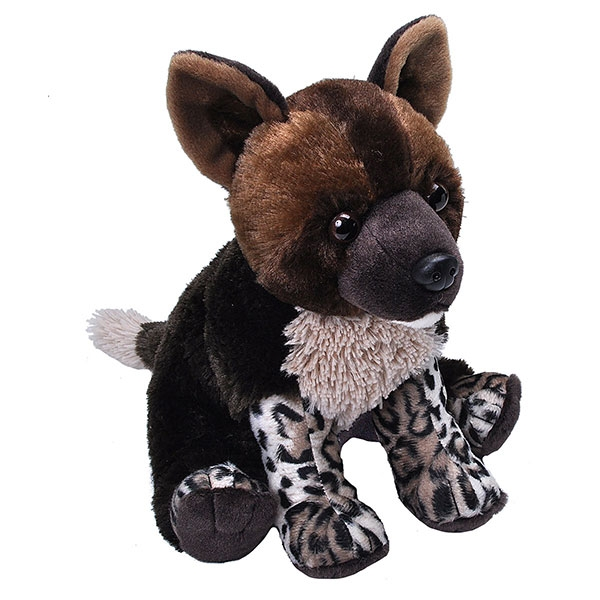 AFRICAN WILD DOG PUP PLUSH