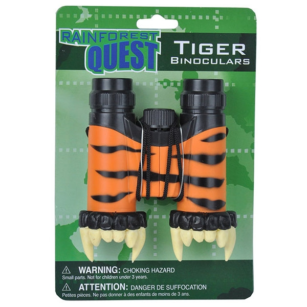 RAINFOREST QUEST TIGER BINOCULARS