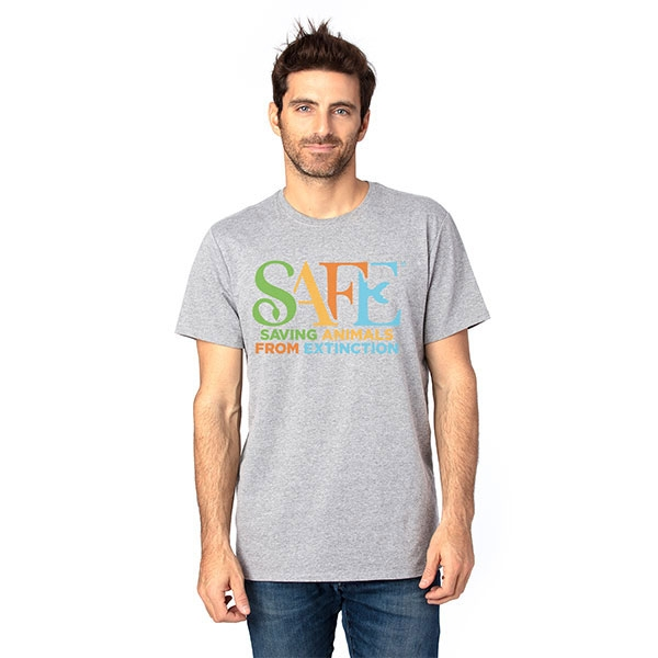 ADULT TEE SAFE LOGO
