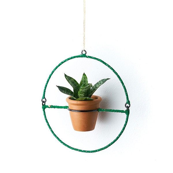 HANGING PLANTER POT ROUND