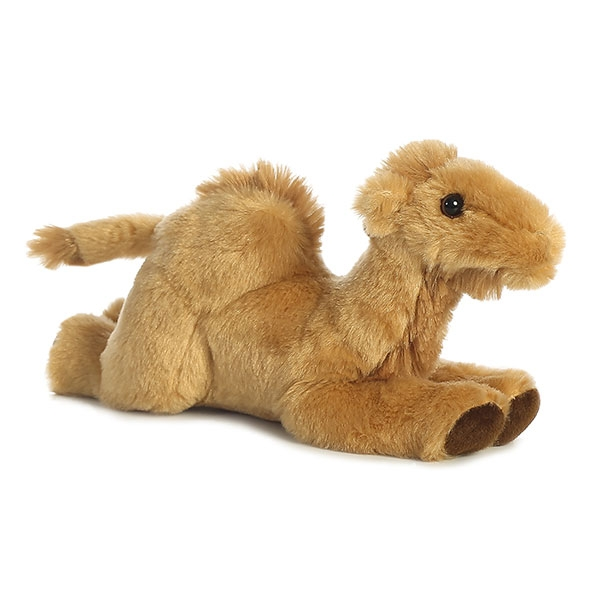 CAMEL MINI FLOPSIE PLUSH