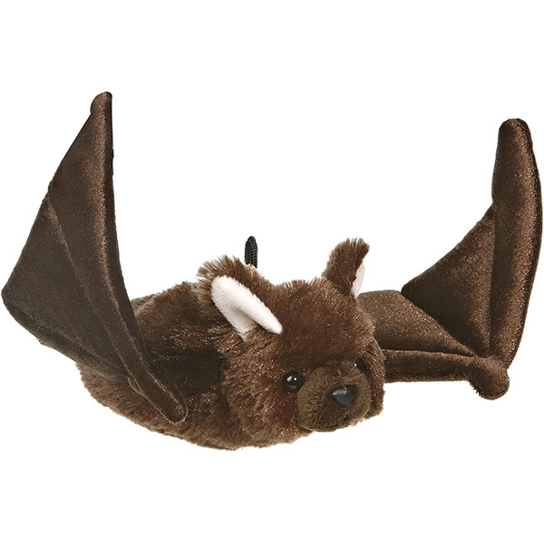 BAT MINI FLOPSIE PLUSH