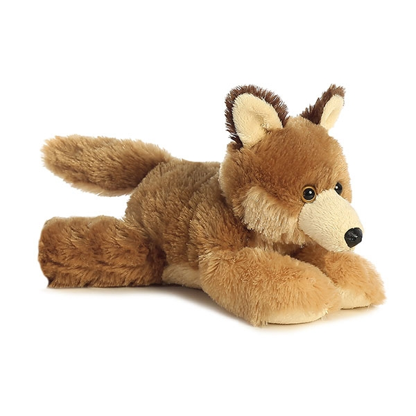 COYOTE MINI FLOPSIE PLUSH