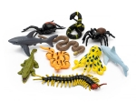 TUBE OF AUSTRALIA'S DEADLY ANIMALS FIGURINES